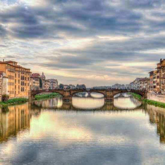 Arno, River Florence